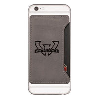 LXG Cellphone Card Holder, Grey