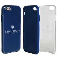 US DIGITAL MEDIA, INC DP1 Hybrid Case for iPhone 7 Clear with Dark Blue