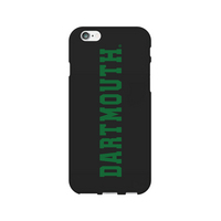 Centon Dartmouth College Black Phone Case, Classic V1  iPhone 7 Plus