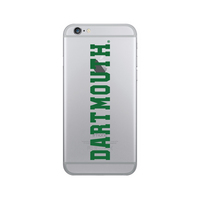 Centon Dartmouth College Clear Phone Case, Classic V1  iPhone 7 Plus