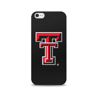 Centon Texas Tech University Black Phone Case, Classic  iPhone 7 Plus