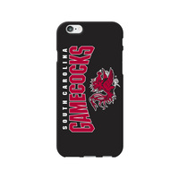 Centon University of South Carolina Black Phone Case, Classic V2  iPhone 77S