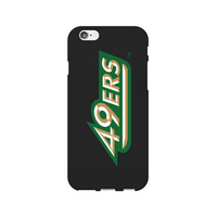 Centon University of North Carolina at Charlotte Black Phone Case, Classic V1  iPhone 7 Plus