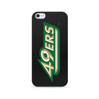 Centon University of North Carolina  Charlotte Black Phone Case, Classic  iPhone 77S