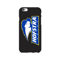 Centon Hofstra University Black Phone Case, Classic  iPhone 77S
