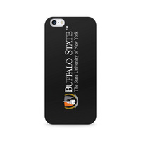 Centon Buffalo State College Black Phone Case, Classic  iPhone 77S