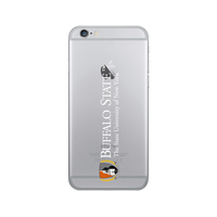Centon Buffalo State College Clear Phone Case, Classic  iPhone 77S