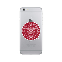 Centon Santa Clara University V2 Clear Phone Case, Classic  iPhone 77S