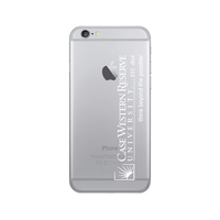 Centon Case Western Reserve University Clear Phone Case, Classic  iPhone 7 Plus