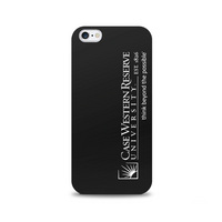Centon Case Western Reserve University Black Phone Case, Classic  iPhone 77S