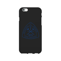 Centon Colorado School of Mines Black Phone Case, Classic  iPhone 77S