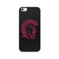 Centon University of Arkansas  Little Rock Black Phone Case, Classic  iPhone 77S