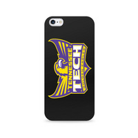 Centon Tennessee Technological University Black Phone Case, Classic  iPhone 77S