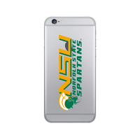 Centon Norfolk State University Clear Phone Case, Classic  iPhone 7 Plus