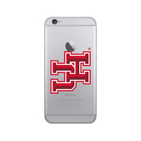 Centon University of Houston Clear Phone Case, Classic  iPhone 77S