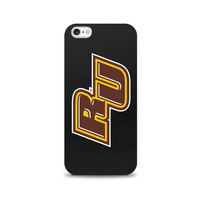 Centon Rowan University Black Phone Case, Classic  iPhone 77S
