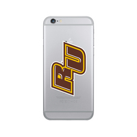 Centon Rowan University Clear Phone Case, Classic  iPhone 77S