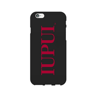 Centon IUPUI Black Phone Case, Classic  iPhone 77S