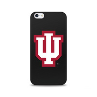 Centon Indiana University Black Phone Case, Classic  iPhone 7 Plus