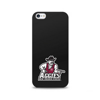 Centon New Mexico State University Black Phone Case, Classic  iPhone 77S