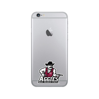 Centon New Mexico State University Clear Phone Case, Classic  iPhone 77S