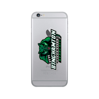 Centon Binghamton University Clear Phone Case, Classic  iPhone 7 Plus