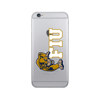 Centon Florida International University Clear Phone Case, Classic  iPhone 77S