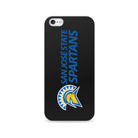 Centon San Jose State University Black Phone Case, Classic  iPhone 77S