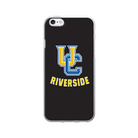 Centon UC  Riverside Black Phone Case, Classic  iPhone 77S