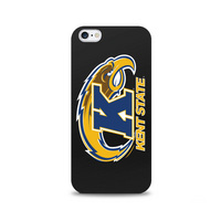 Centon Kent State University Black Phone Case, Classic  iPhone 77S