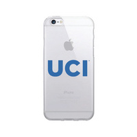Centon University of California  Irvine Clear Phone Case , Classic V1  iPhone 77S