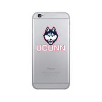 Centon University of Connecticut V3 Clear Phone Case, Classic V1  iPhone 7 Plus
