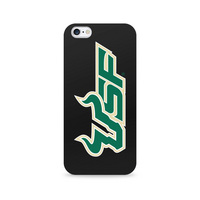 Centon University of South Florida Black Phone Case, Classic  iPhone 77S