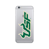 Centon University of South Florida Clear Phone Case, Classic V1  iPhone 7 Plus