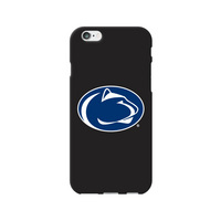 Centon Penn State University Black Phone Case, Classic V1  iPhone 77S