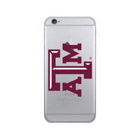 Centon Texas A&M University Clear Phone Case, Classic V1  iPhone 7 Plus