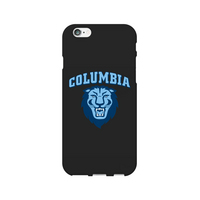 Centon Columbia University Black Phone Case, Classic  iPhone 7 Plus