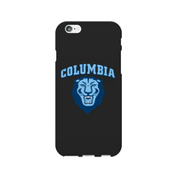 Centon Columbia University Black Phone Case, Classic  iPhone 77S
