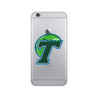 Centon Tulane University V2 Clear Phone Case, Classic V1  iPhone 77S