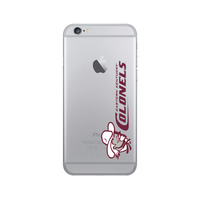 Centon Eastern Kentucky University Clear Phone Case, Classic  iPhone 77S