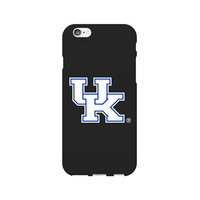 Centon University of Kentucky Black Phone Case, Classic V1  iPhone 77S