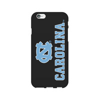 Centon University of North Carolina Black Phone Case, Classic V1 iPhone 7 Plus