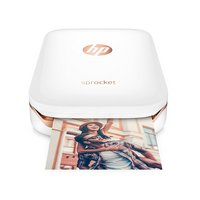 HP Sprocket Photo Printer White
