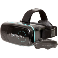 Retrak Utopia 360 Virtual Reality Headset with Bluetooth Remote