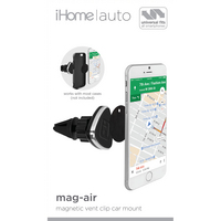 iHome Magnetic Vent Mount