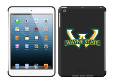 Wayne State Custom Logo iPad Mini Case