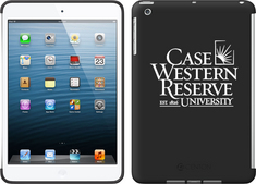 Case Western Reserve University Custom Logo iPad Mini Hard Shell, Black