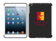 Pittsburg State University Custom Logo iPad Mini Hard Shell, Black