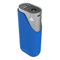 ZAGG POWERAMP 3 PORTABLE CHARGER, BLUE