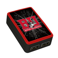 Boston University Custom Dual Port Wall Charger